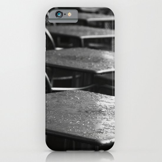 Chrome Puddles iPhone & iPod Case