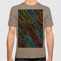 Spirits Mens Fitted Tee Tri-Coffee SMALL