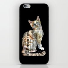 Urban Cat iPhone & iPod Skin