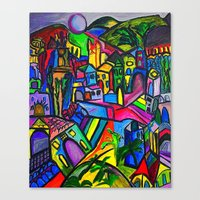 Dreamscapes Canvas Print