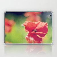 Poppy Breeze Laptop & iPad Skin