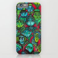 The Audience.  iPhone 6 Slim Case