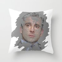 Michael Scott, The Office Throw Pillow