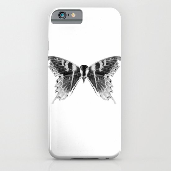 Wings and Skull #1 iPhone & iPod Case