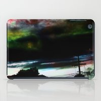 Dull To Dim In A Night S… iPad Case