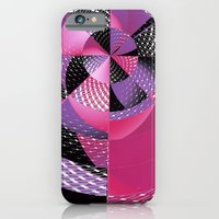 iPhone Cases featuring Spin the Bottle by Alexander Studio
