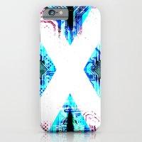 circuit board scotland (Flag) iPhone 6 Slim Case