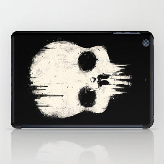 Paint it Black iPad Case