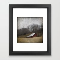 The 25th Of January In W… Framed Art Print