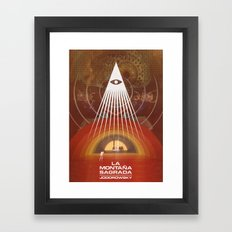 The Holy Mountain, Jodorowsky Framed Art Print