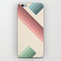 Vintage Geometric iPhone & iPod Skin