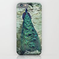 Peacock Dream iPhone 6 Slim Case