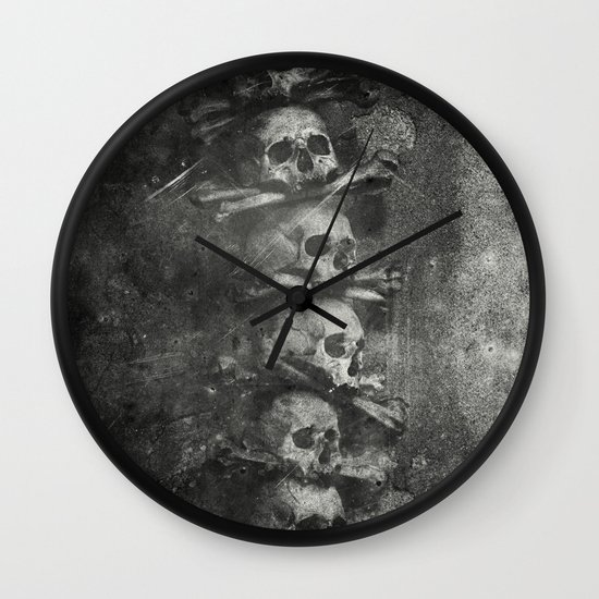 Once Were Warriors III. Wall Clock