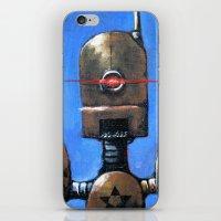 GR-4 iPhone & iPod Skin