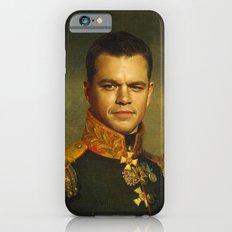 Matt Damon - replaceface Slim Case iPhone 6s