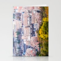 Miniature Country San Ma… Stationery Cards