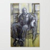 Godfather Canvas Print