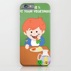 Rule #1: Eat your vegetables Slim Case iPhone 6s