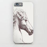 iPhone & iPod Case featuring Cheval by Angy'art