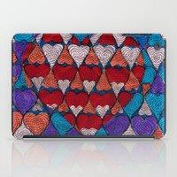 Op Heart iPad Case