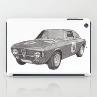 Alfa Romeo GT 1300 Junio… iPad Case