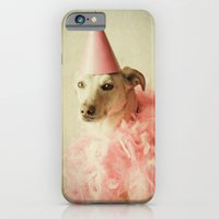 iPhone & iPod Case featuring Party Girl by Olivia Joy StClaire