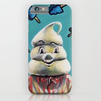 iPhone & iPod Case featuring Pete and Pete Mr Tastee - Blue Tornado Bar by Kristin Frenzel