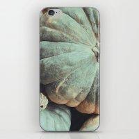 Les Citrouilles No. 2 iPhone & iPod Skin