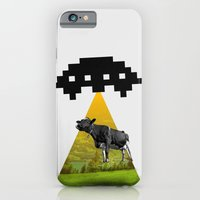 iPhone & iPod Case featuring invader by sr casetin