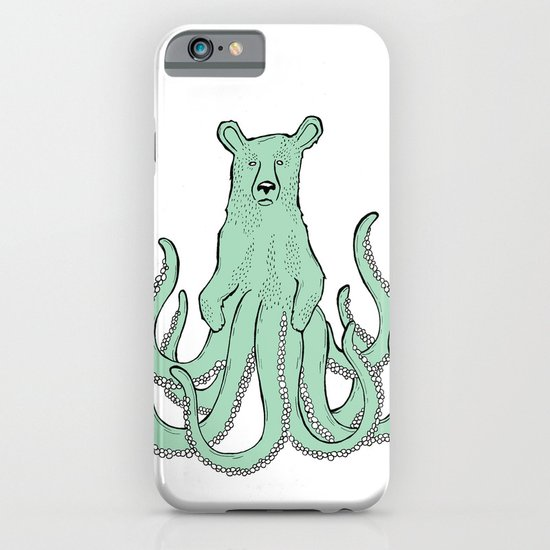 Octobear iPhone & iPod Case