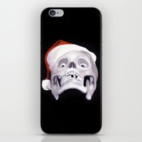 Black XMas. Bastard Son … iPhone & iPod Skin