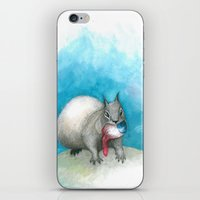 Are You Gonna Watch Me E… iPhone & iPod Skin