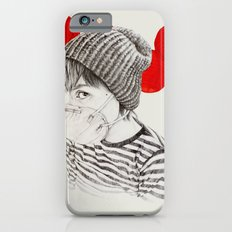 MASK + LANTERNS iPhone 6 Slim Case