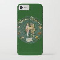 moonrise kingdom iPhone & iPod Cases featuring Moonrise Kingdom by KelseyMicaela