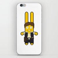 Sr. Trolo / Han Solo iPhone & iPod Skin