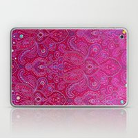 Paisley Jewels Laptop & iPad Skin