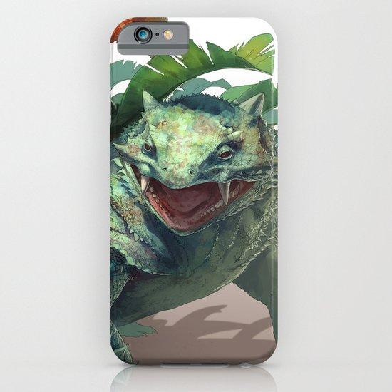 Pokemon-Venusaur iPhone & iPod Case