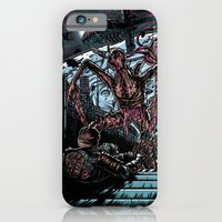 iPhone & iPod Case featuring The Dead's Pace by Warren Glass