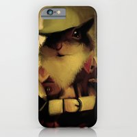 iPhone & iPod Case featuring veteran by Elena Gianniki