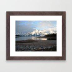 Wyoming - 2 Framed Art Print