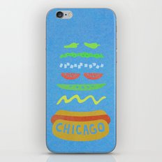 Hot Dogs! Re-do iPhone & iPod Skin
