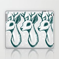 sketchy deer Laptop & iPad Skin