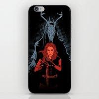 The LARP Queen iPhone & iPod Skin
