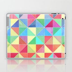 Rainbow Prisms Laptop & iPad Skin