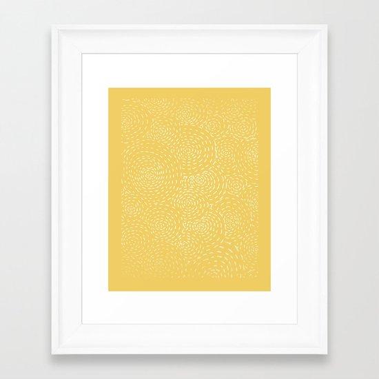 Gloss Framed Art Print