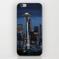 Seattle iPhone & iPod Skin