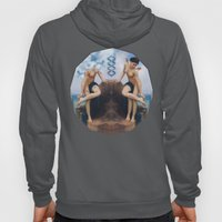 Two Mutant Vestal Virgins Go Skinny Dipping in June Hoody