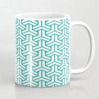 bishamon in emerald Mug