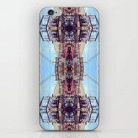 The Art Alley iPhone & iPod Skin