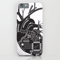Corazón Negro (Black Heart) iPhone 6 Slim Case